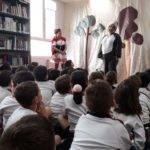 Cuentacuentos en la biblioteca para los colegios de Herencia 7