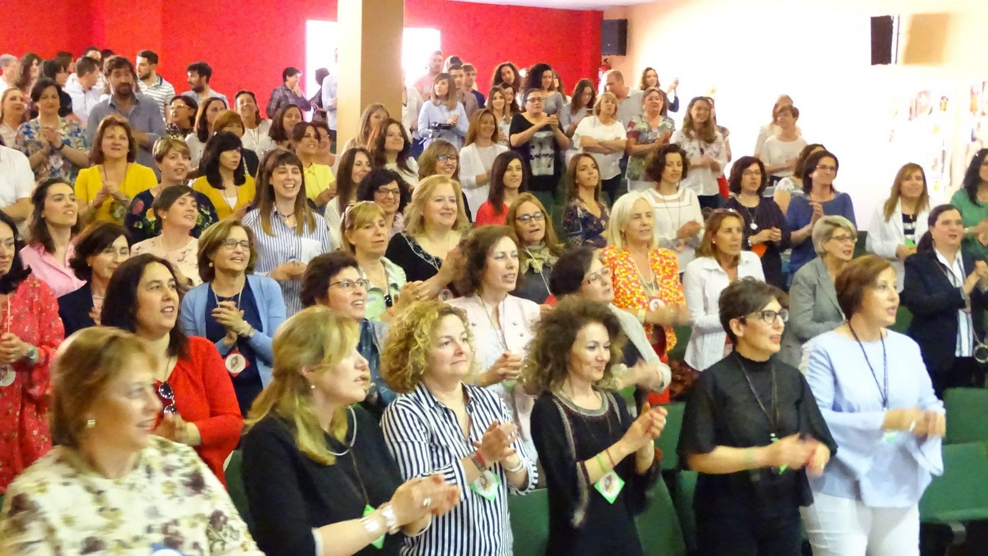 Fotografías y vídeos del encuentro de antiguos alumnos del colegio Nuestra Señora de la Merced 3