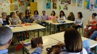 encuentro de antiguos alumnos colegio nuestra señora de la merced de Herencia 2018b