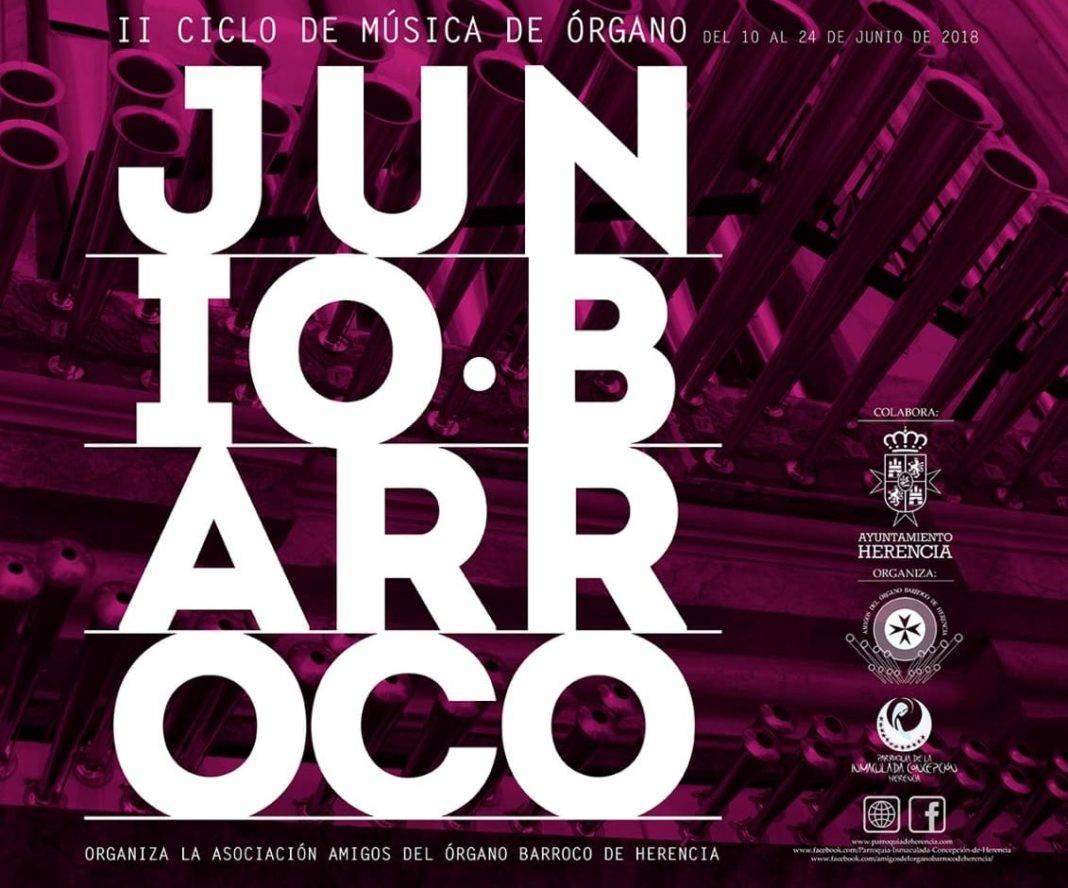 Herencia celebra San Juan con varios conciertos de órgano barroco 4