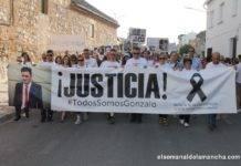 Herencia sale de nuevo a la calle para reclamar Justicia por Gonzalo
