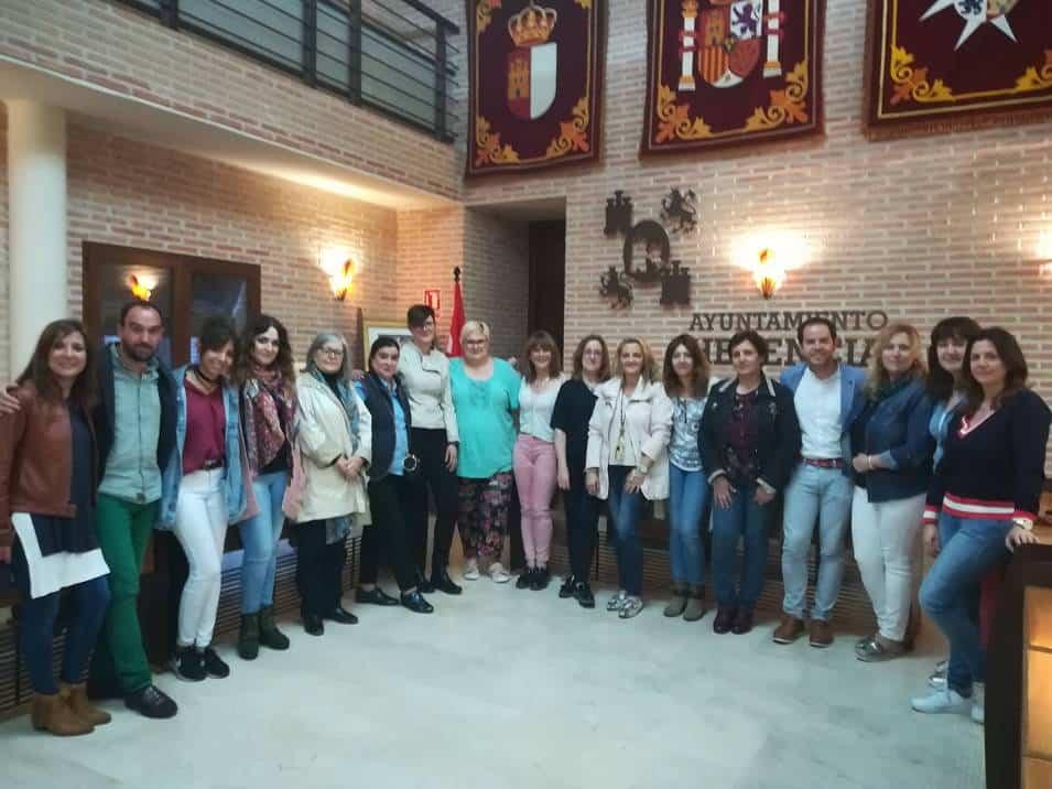 miembros del comercio de Herencia - Descuentos en Herencia a los usuarios del carné joven europeo