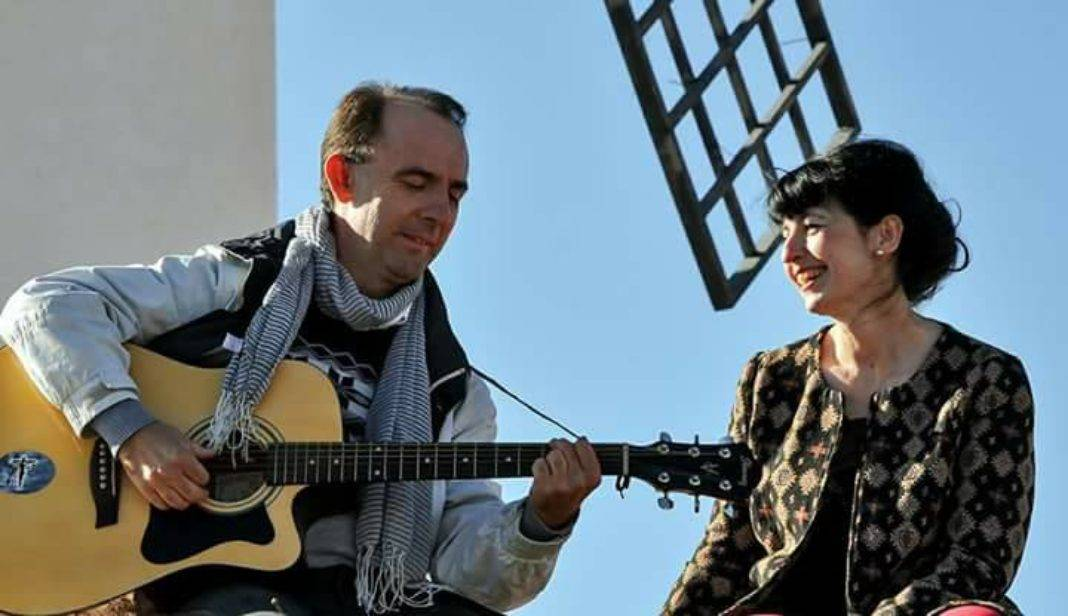 La televisión católica, Matermundi, entrevista a Cis Adar sobre sus proyectos musicales 2