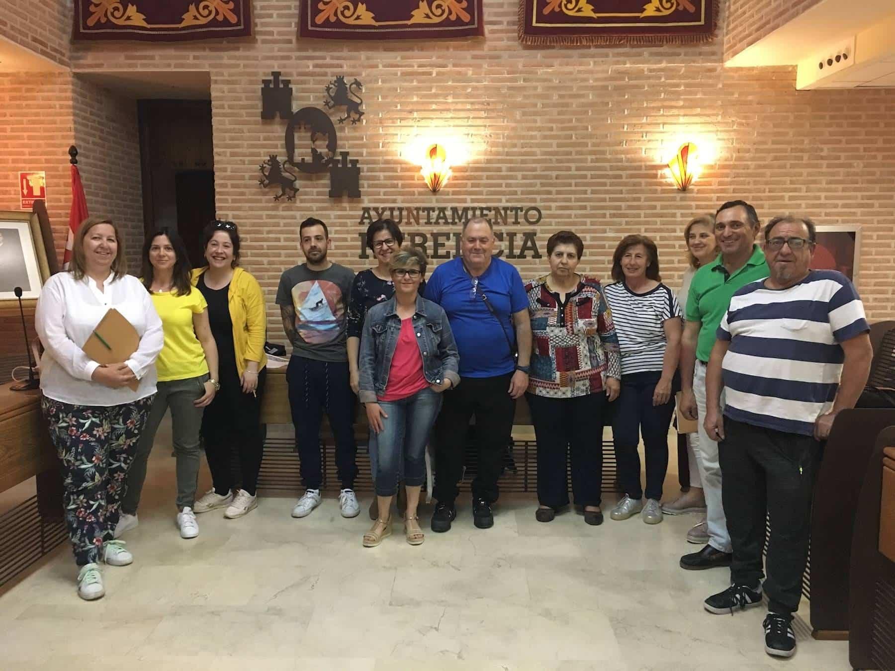 pleno vecinal herencia presenta propuestas - Más de 20 propuestas discutidas en el último pleno vecinal de Herencia