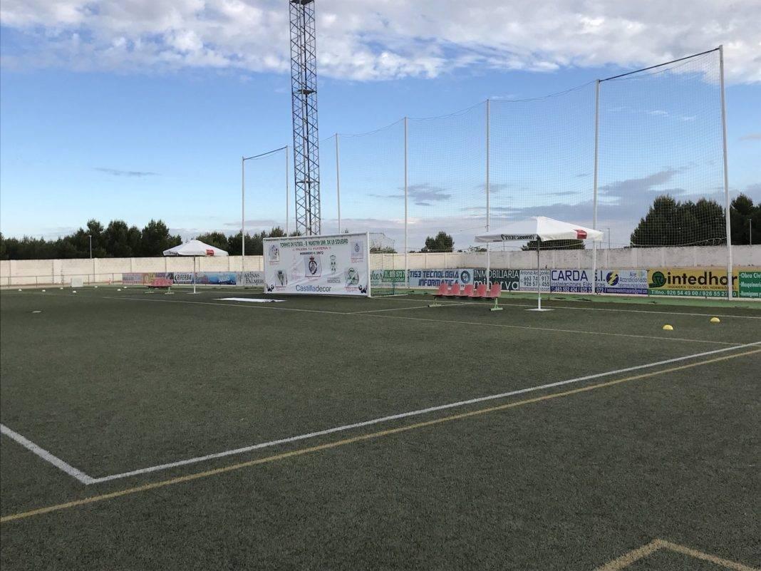 """Todo listo para el VII Torneo de Fútbol 8 """"Nuestra Señora de la Soledad"""" 8"""