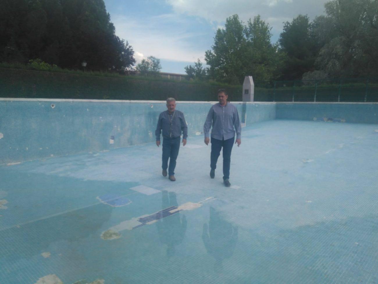 revisión piscina municipal de herencia - La Piscina Municipal abrirá sus puertas el 15 de junio
