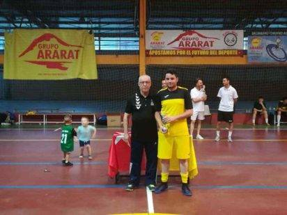 33 maraton futbol sala villa herencia 14