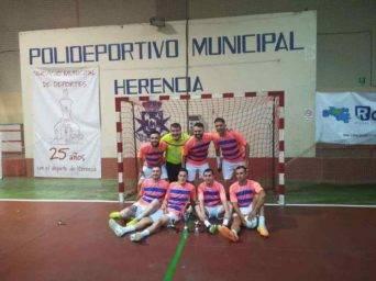 33 maraton futbol sala villa herencia 9 342x256 - Gran final en el 33° Maratón de Fútbol Sala «Villa de Herencia»