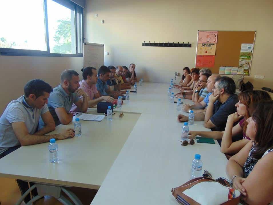 Consejo Local de Empresas de Herencia - Se constituye el Consejo Local de Empresas de Herencia