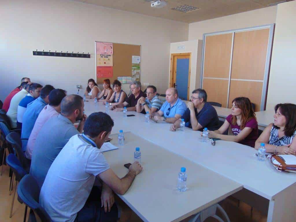 Se constituye el Consejo Local de Empresas de Herencia 8