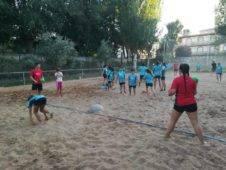 Escuela de Balonmano Playa 2018 herencia 2