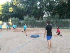 Escuela de Balonmano Playa 2018 herencia 5 226x170 - Comienzo de la tercera edición de la Escuela de Balonmano Playa