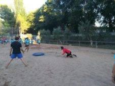 Escuela de Balonmano Playa 2018 herencia 8