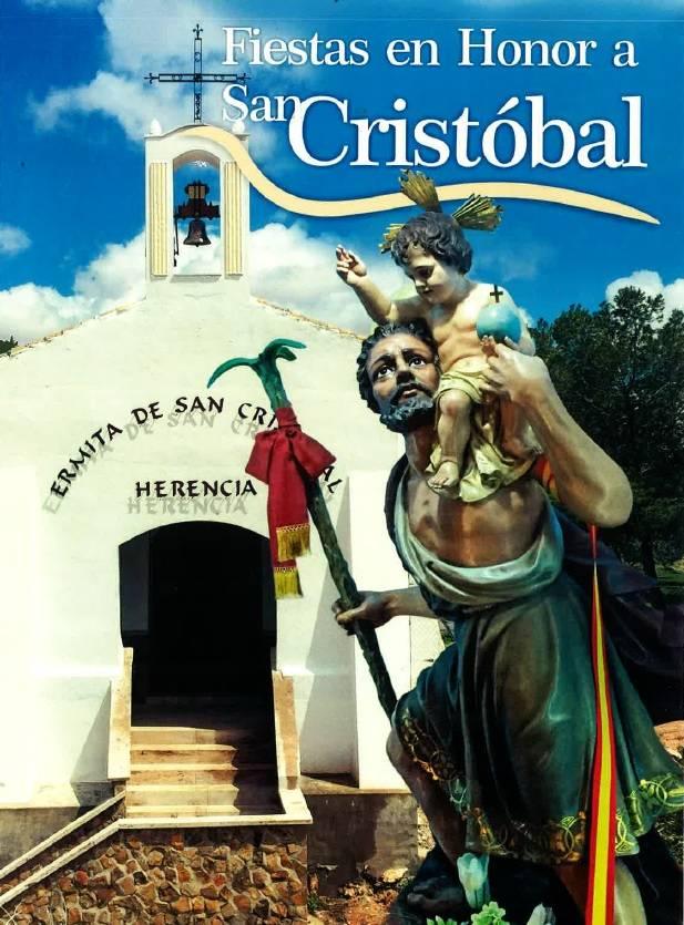 Fiestas en honor a San Cristóbal - Programa de actos religiosos y festivos en honor a San Cristóbal