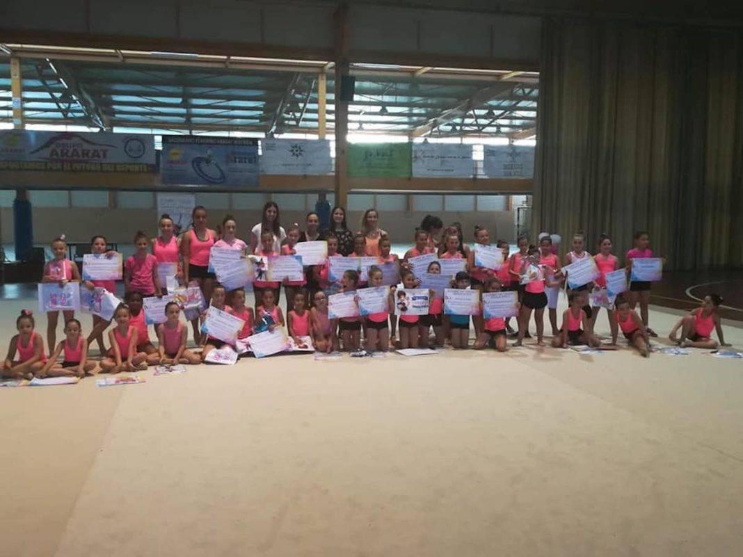 Celebrado el II Clinic de Gimnasia Rítmica en Herencia 52