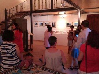 Patrimonio natural entorno y paraje de Herencia de la mano de Jesus Gomez 0010 341x256 - Inauguración de la exposición Patrimonio natural, entorno y paraje de Herencia