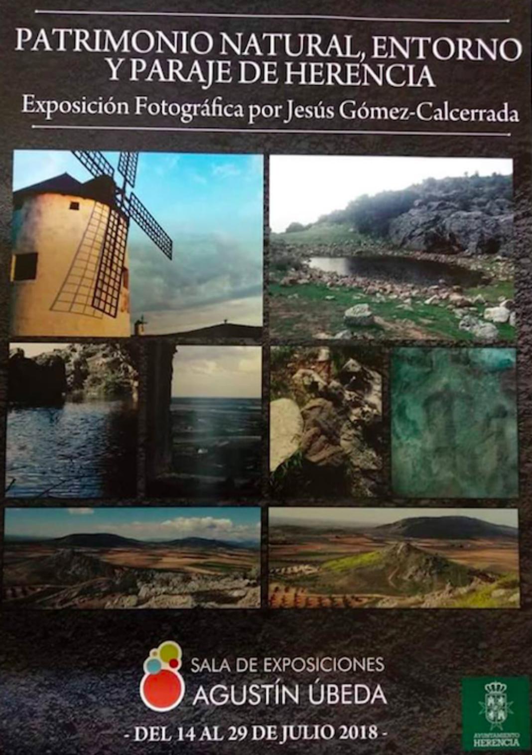 Patrimonio natural, entorno y paraje de Herencia de la mano de Jesús Gómez 7