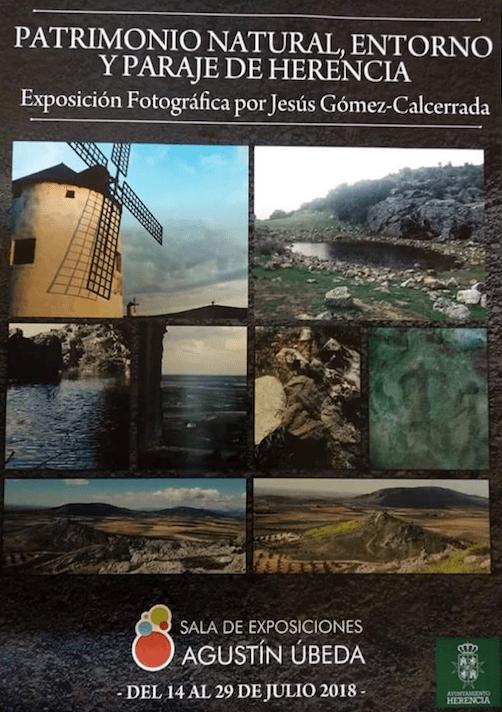 Patrimonio natural, entorno y paraje de Herencia de la mano de Jesús Gómez 5