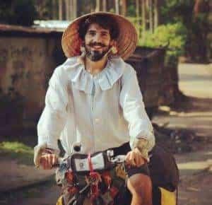 Perlé desde Tailandia reanuda su quehacer aventurero 20