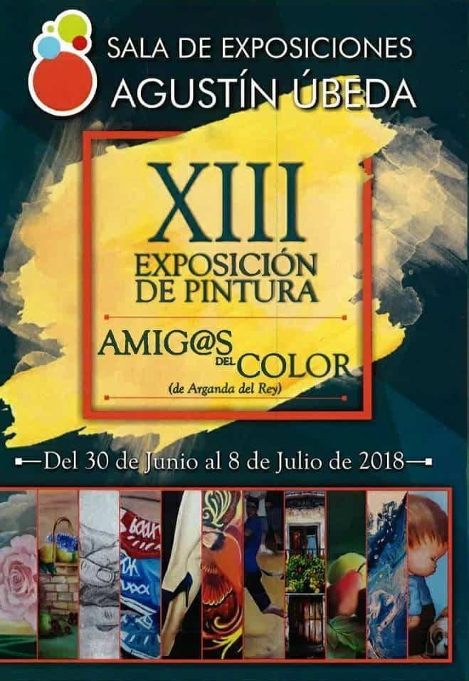 XIII Exposicion Amigas del Color - XIII Exposición de pintura Amig@s del Color