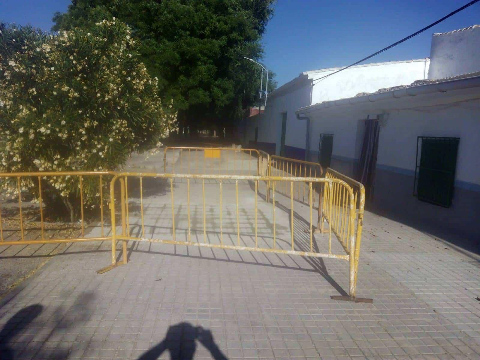 Actuaciones en los acerados de reposición y consolidación de pavimentos 2