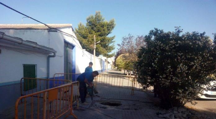 Actuaciones en los acerados de reposición y consolidación de pavimentos