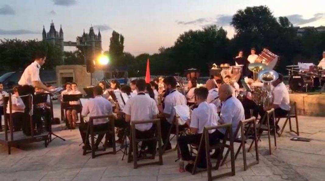 agrupacion musical herencia en festival nacional bandas torrejon 1068x596 - I Festival Nacional de Bandas de Música de Torrejón de Ardoz contó con presencia herenciana