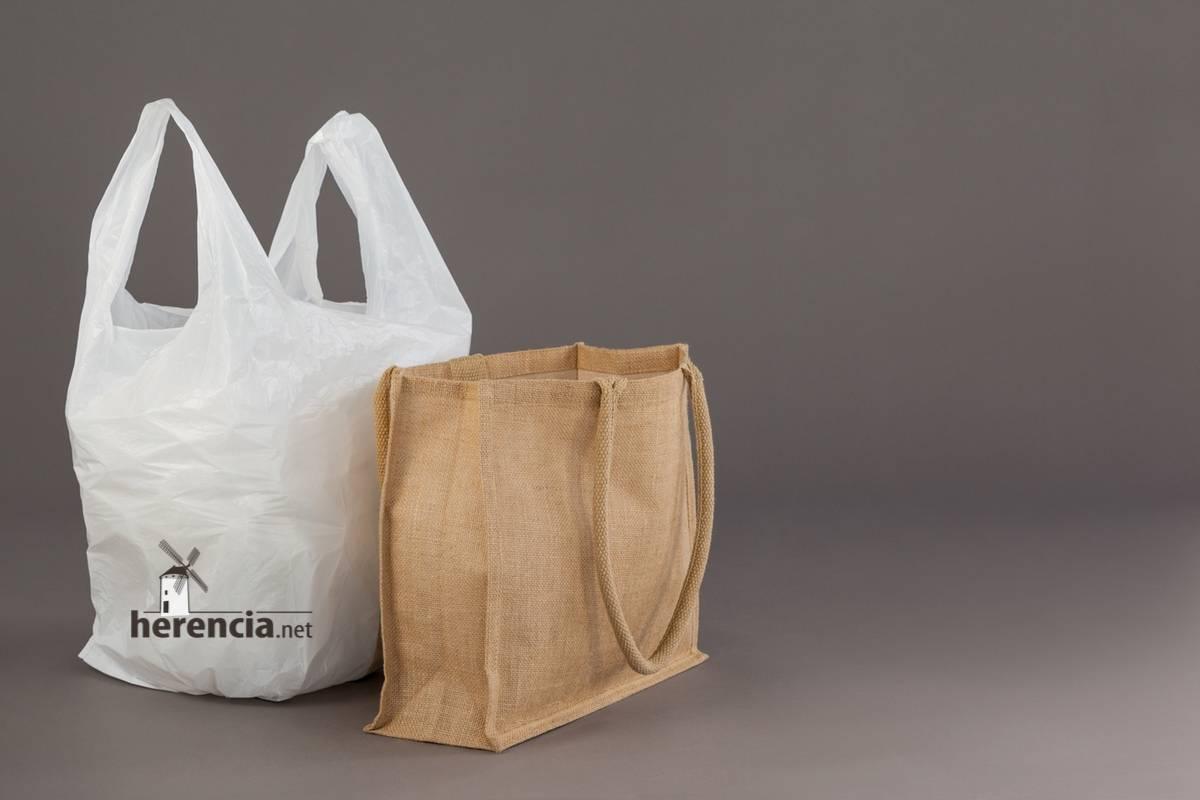 bosla plastico vs bolsa tela - Los bolsas de plástico han dejado de ser gratuitas por ley en España