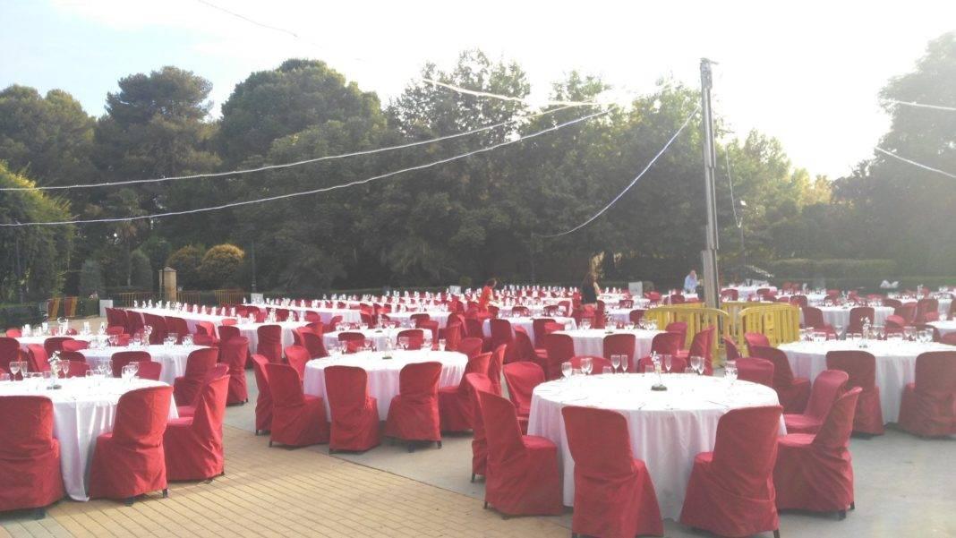 Todo listo para la II Cena de Gala co motivo del Día de los Abuelos 3