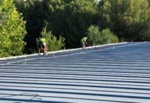 Impermeabilización de la cubierta del Pabellón Municipal de Herencia