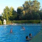 Comienza la temporada de cursillos de natación en Herencia 1