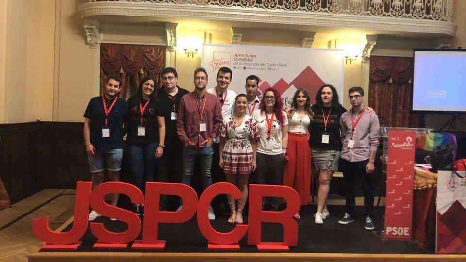 ejecutiva de Juventudes Socialistas de la Provincia de Ciudad Real - Eduardo Sánchez Rey nuevo miembro de la ejecutiva de las Juventudes Socialistas de la provincia
