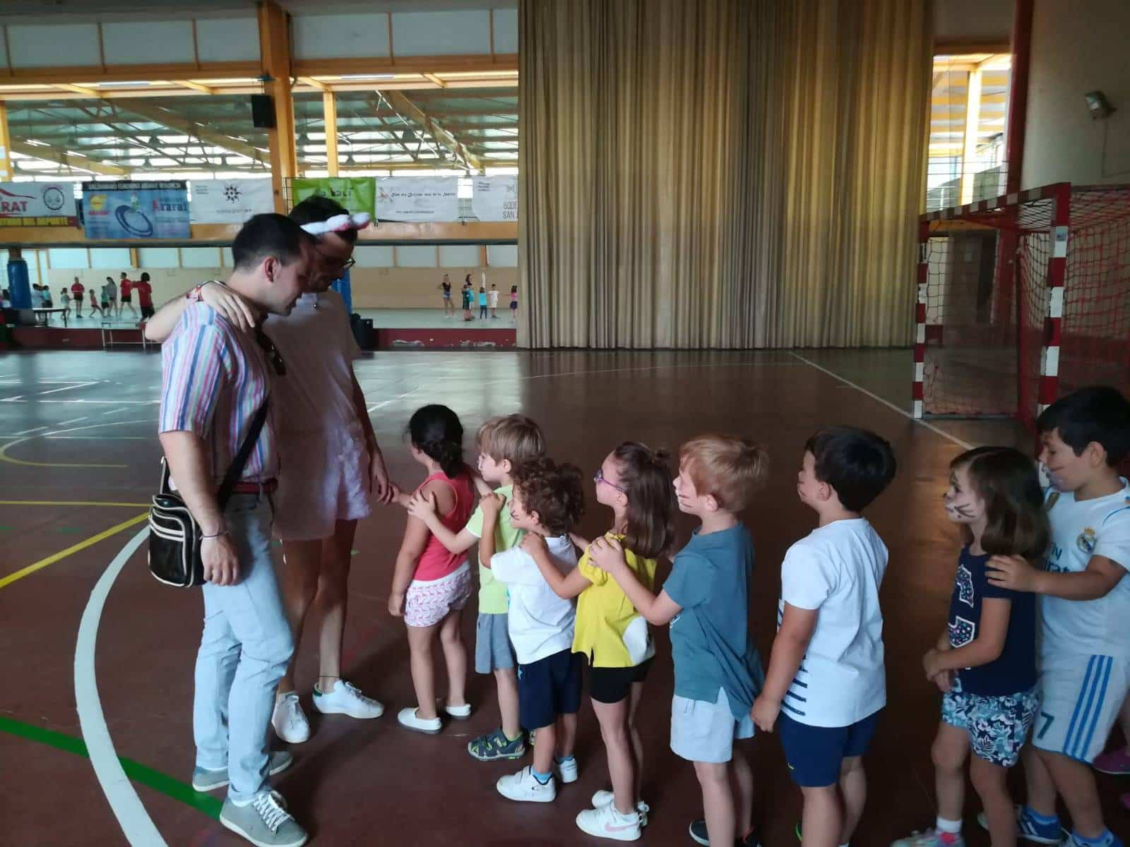 Los más pequeños de Herencia comienzan las actividades de la Escuela de Verano 2