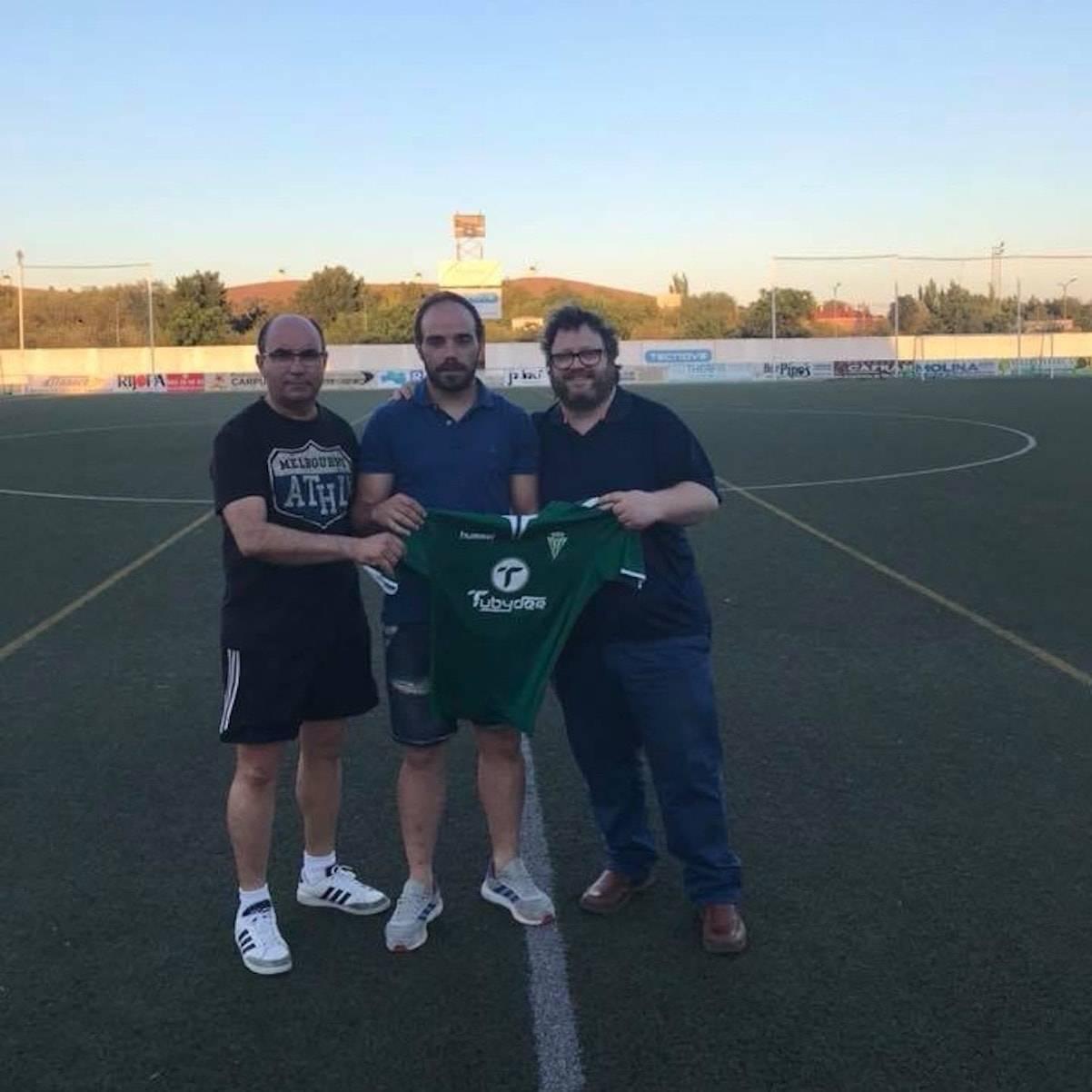 Herencia C.F ficha al jugador Andrés Ramírez González 3
