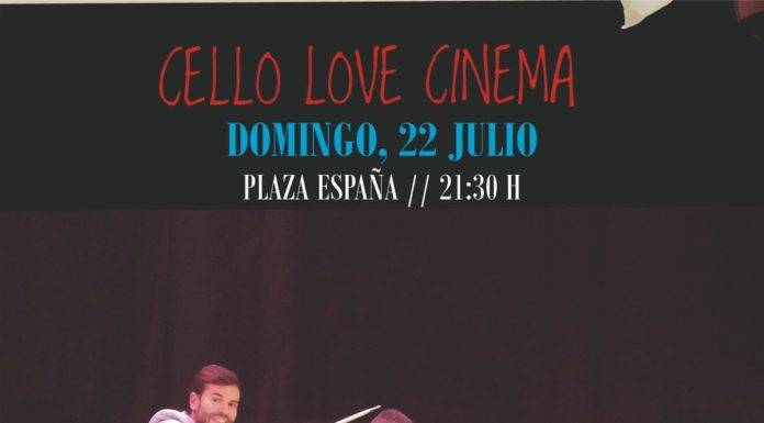 "Manchelos actuará en Herencia su obra ""Cello Love Cinema"""