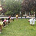 Celebradas las Miniolimpiadas de la Escuela de Verano de Herencia 10
