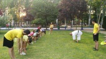 miniolimpiadas 2018 escuela verano herencia 10 341x192 - Celebradas las Miniolimpiadas de la Escuela de Verano de Herencia