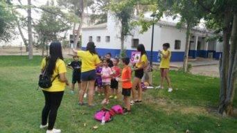 miniolimpiadas 2018 escuela verano herencia 13 342x192 - Celebradas las Miniolimpiadas de la Escuela de Verano de Herencia