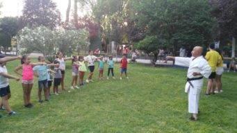 miniolimpiadas 2018 escuela verano herencia 14 341x192 - Celebradas las Miniolimpiadas de la Escuela de Verano de Herencia
