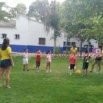 Celebradas las Miniolimpiadas de la Escuela de Verano de Herencia 15