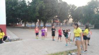 miniolimpiadas 2018 escuela verano herencia 2 341x192 - Celebradas las Miniolimpiadas de la Escuela de Verano de Herencia