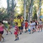 Celebradas las Miniolimpiadas de la Escuela de Verano de Herencia 20