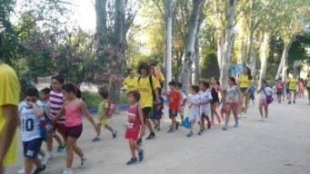 miniolimpiadas 2018 escuela verano herencia 20 341x192 - Celebradas las Miniolimpiadas de la Escuela de Verano de Herencia