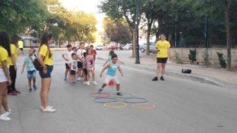 miniolimpiadas 2018 escuela verano herencia 21 342x192 - Celebradas las Miniolimpiadas de la Escuela de Verano de Herencia