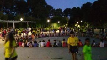 miniolimpiadas 2018 escuela verano herencia 22 341x192 - Celebradas las Miniolimpiadas de la Escuela de Verano de Herencia