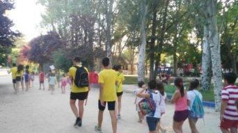 miniolimpiadas 2018 escuela verano herencia 23 342x192 - Celebradas las Miniolimpiadas de la Escuela de Verano de Herencia