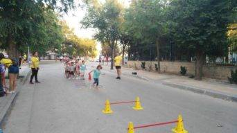 miniolimpiadas 2018 escuela verano herencia 27 342x192 - Celebradas las Miniolimpiadas de la Escuela de Verano de Herencia