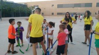 miniolimpiadas 2018 escuela verano herencia 29 342x192 - Celebradas las Miniolimpiadas de la Escuela de Verano de Herencia