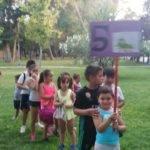 Celebradas las Miniolimpiadas de la Escuela de Verano de Herencia 31