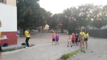 miniolimpiadas 2018 escuela verano herencia 36 341x192 - Celebradas las Miniolimpiadas de la Escuela de Verano de Herencia